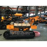 Best Portable Crawler Drilling Rig Machine Rotary Drilling Rig For Water Well wholesale