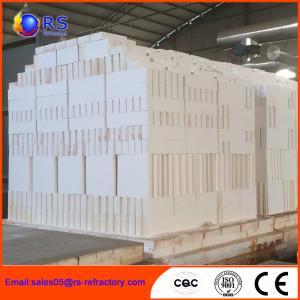 Best Low density JM 23 Mullite Brick Homogeneous structure  for Annealing Furnace wholesale