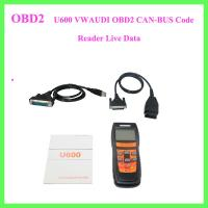 China U600 VW/AUDI OBD2 CAN-BUS Code Reader Live Data on sale