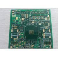 Best Multilayer PCB Computer Circuit Board Immersion Gold FR-4 1oz Copper wholesale