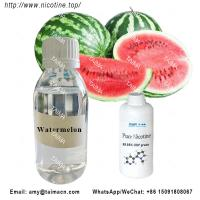 Buy cheap 100mg/ml nicotine liquid mix watermelon concentrated fruit flavor liquid DIY used for e-liquid from wholesalers