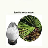 China Safe 100% Natural Saw Palmetto Fruit Extract Organic Food Additives on sale
