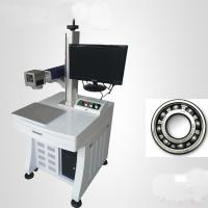 Best OEM 50 Watt Fiber Laser  , Steel Laser Marking Machine 7000MM Speed wholesale