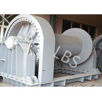 Best Shipyard Low Noise Heavy Industry Windlass Winch With Smooth Drum wholesale