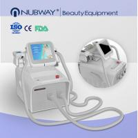 China Portable fat freezing cryolipolysis machine,3 interchangeable cryo handles on sale