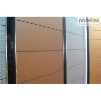 Best Sound Insulation Decorative Exterior Wall Panels For Terracotta Rainscreen System wholesale