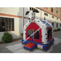 Best PVC Inflatable Castle Bouncer Custom For Outdoor / Kids wholesale