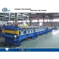 Best Color Steel Corrugated Metal Roofing Roll Forming Machine 10 - 25m/min Speed wholesale