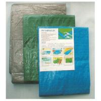 55gsm light weight duty pe fabric tarp