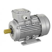 China MS Series Three-Phase Ac Electric Motor With Aluminium Housing on sale