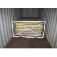 Cheap Light weight Refrigerated Food Truck Insulated CKD Panels Fixing On Truck Chassis for sale