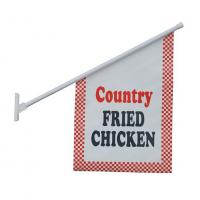 Best Water Proof Promotional Front Porch Flags Digital / Offset Printing wholesale