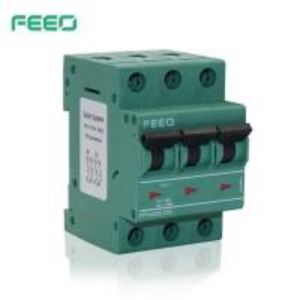 Best Flame Retadance FPV-63 63A 3P FEEO DC MCB wholesale