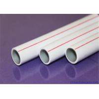 Best High Strength Fusion Ppr Pipes 6M Length Smooth Surface Oxidation Resistant wholesale