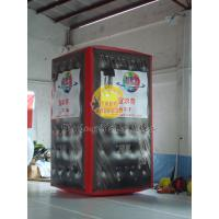 Best Durable Waterproof Filled Cube Balloon with 0.18mm PVC, Inflate Ground Balloon wholesale