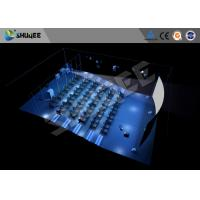 Best Hydraulic 4D Cinema 5D 6D 7D  Imax Movie Theater Equipment With Dynamic Seats wholesale