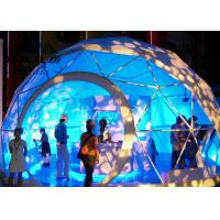 Best Outdoor Durable Geodesic Dome Tent Aluminum Frame Prefab Dome House wholesale