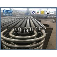 Best Sprial Double H Finned Tube Heat Exchanger Energy Saving For Boiler Parts wholesale