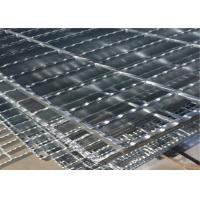 Best Customized 30x3 Serrated Steel Grating With Twisted Bars Low Carbon Swage Locked wholesale