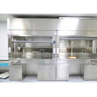 Best Stainless Steel Material Ductless Fume Hood Preventing Inhalation Of Hazardous Vapors wholesale