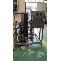 Cheap 1000L / H Two-Section Type Plate Heat Exchanger Φ51 Material Diameter for sale