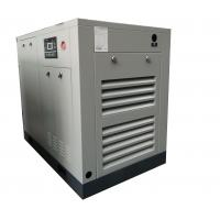 Best White Bowes Airend 22KW 30HP Rotary Screw Air Compressor ZAKF wholesale