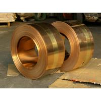 Best Smooth C14500 Pure Copper Sheet Metal , Beryllium Copper Strip wholesale