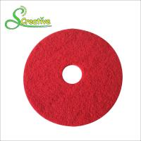 Best Popular Commercial Floor Scrubber Pads , Heavy Duty Cleaning Floor Maintenance Pads wholesale
