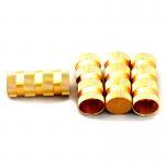 Best Automation Brass CNC Turned Parts Sensors High Speed Operation Sandblasting wholesale