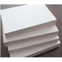 Best 3mm Insulation Expanded PVC Foam Board Weatherproof  Lead Free Aging Prevention wholesale