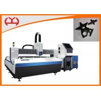 American IPG Type Fiber Laser Cutting Machine Power voltage 220V±5% CNC Laser Cutter