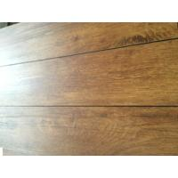 Best Heat resistant wood grain uv coating embossed PVC vinyl flooring planks wholesale