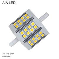 Best Interior 5050 SMD LED R7S 5W LED BULB/ LED lamp for led flood light used wholesale