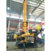 Quality Seam Tracker Column And Boom Manipulator ,  Moving Rotation Circular Welding Machine wholesale