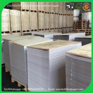 Best High Gloss / Semi Gloss Paper C2S Art Paper 80g wholesale