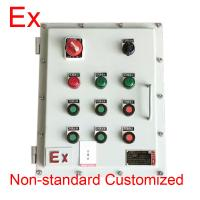Best Chemical Industry Explosion Proof Distribution Box , Low Voltage Flame Proof Panel wholesale
