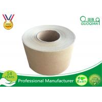 Best Water Release kraft gummed paper tape Non Reinforced For Low Volume Packaging wholesale