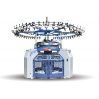 Sinker Loop Pile Electronic Sinker Selection Jacquard Knitting Machine