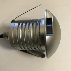 Best One opening 3W LED underground light/LED inground lamp/LED Garden light wholesale