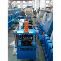 China Hydraulic Galvanized Roofing Roll Forming Machine Cutting - Edge on sale