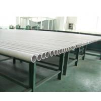 Quality Seamless Stainless Steel Pipe,JIS G3459 SUS304, SUS316 , SUS321, Bevel End, 6m/pc, Ply-Wooden Case. wholesale