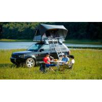 Buy cheap Hard Cover UV 50+ Roof Rack Pop Up Tent For Your Car 1 Year Warranty from wholesalers