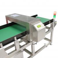 China CE Conveyor Belt Metal Detector For Detecting Foreign Metal Body In Food on sale