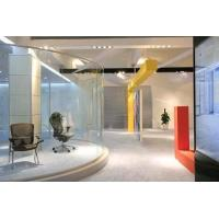 Buy cheap Round Glass Office Partition from wholesalers