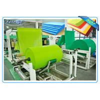 Best Full Range Colors Eco-friendly  Polypropylene Spunbond Non Woven Fabric for Different Usages wholesale