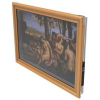 Chinese product design company provides humidity control box for famous and expensive paintings research and development