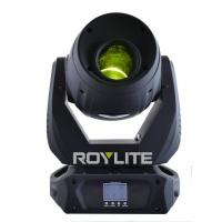 Best 70 Watt Cree White Gobo LED Wash Moving Head , 3 Facets Prisms LED Spot Light wholesale