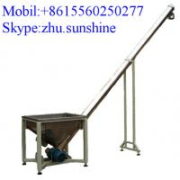 Buy cheap Hopper Screw Conveyor, Inclined Screw Hopper Loader for food industry from wholesalers