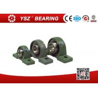 Best Removal Double Structure Seal Pillow Block Bearings InterChangeable Solid Base UCP202 Steel Cage wholesale