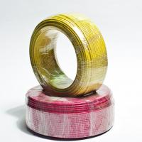 Best 2* 1.5 + 1mm 300 / 500V PVC Insulated Wires PVC Jacket Flat Twin Wire For Building wholesale